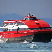 澳門外港碼頭到香港港澳碼頭船票-噴射飛航