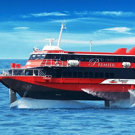 香港港澳碼頭到澳門外港船票-澳門噴射飛航