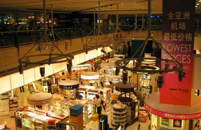新加坡機場購物全攻略