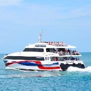 帕岸島-蘇梅島(湄南碼頭/那通碼頭)單程船票