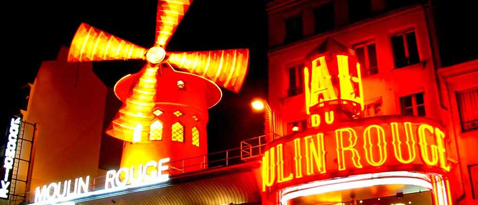 巴黎紅磨坊表演法式晚餐套餐,巴黎紅磨坊訂票,巴黎紅磨坊秀訂票
