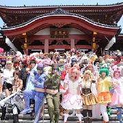 日本2015世界cosplay大會座位券