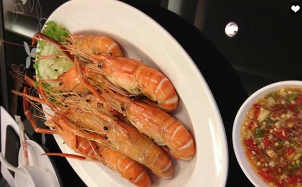 芭堤雅五大最具人氣的海鮮餐廳,芭堤雅海鮮餐廳,芭堤雅食海鮮
