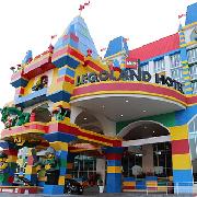 馬來西亞新山Legoland樂高主題樂園親子套票