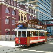 (特色叮叮車)香港觀光電車游-黃金套票