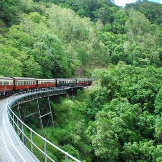 去庫蘭達,解密澳大利亞最古老的熱帶雨林