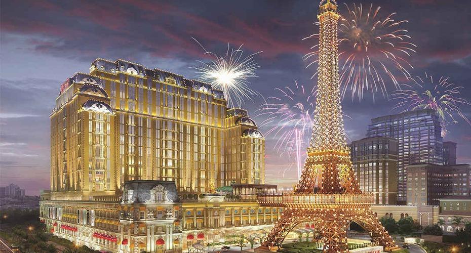 澳門巴黎人酒店住宿優惠套票(酒店+自助餐+巴黎鐵塔+小禮品)