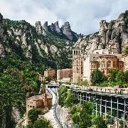 蒙特塞拉特山半日遊(巴塞羅那出發+含齒輪火車)