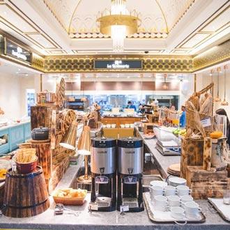澳門巴黎人自助餐Le Buffet午餐+巴黎鐵塔優惠套票
