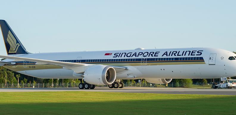 新加坡航空優惠 來回$230慶祝波音B787-10客機香港首航