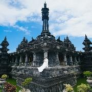峇里島巴加山迪紀念碑+素馨精油SPA+努沙杜瓦海灘+情人崖