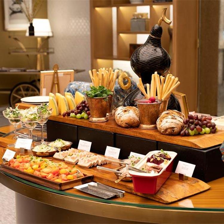 澳門金沙城中心瑞吉酒店雅舍餐廳半自助午餐