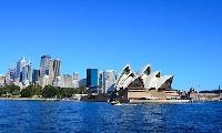 澳洲雪梨歌劇院交通-禮貌巴士介紹