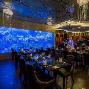 曼谷Copper Aquarium水族館餐廳自助午餐