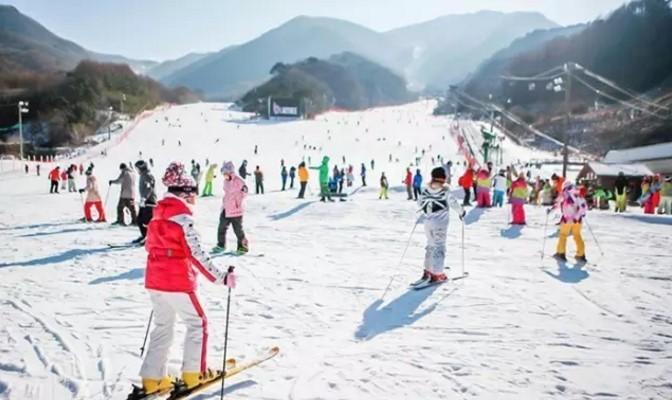 Alpensia 滑雪度假村