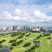 新加坡濱海灣高爾夫球場9洞體驗