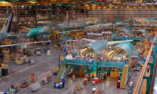 西雅圖波音公司工廠私人參觀之旅