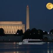 華盛頓紀念碑月光巡航之旅