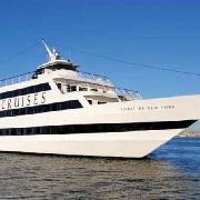 紐約港遊艇自助午餐(電子票)