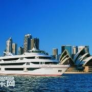 悉尼海港浪漫咖啡遊輪