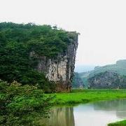 湄江地質公園風景區