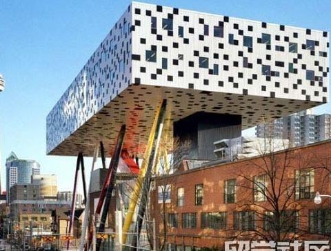 加拿大安大略藝術設計學院是一所公立大學...
