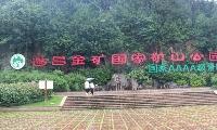 杭州到遂昌二日四個景區紀行